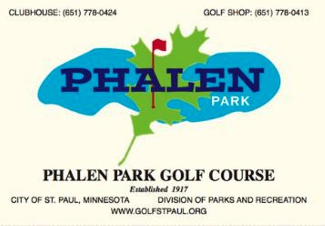 Phalen Park Golf Course, Saint Paul, Minnesota, 55106 - Golf Course Photo