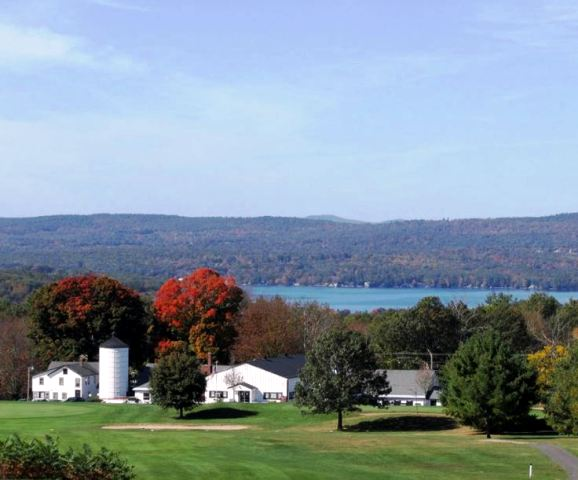 Pheasant Ridge Golf Club,Gilford, New Hampshire,  - Golf Course Photo