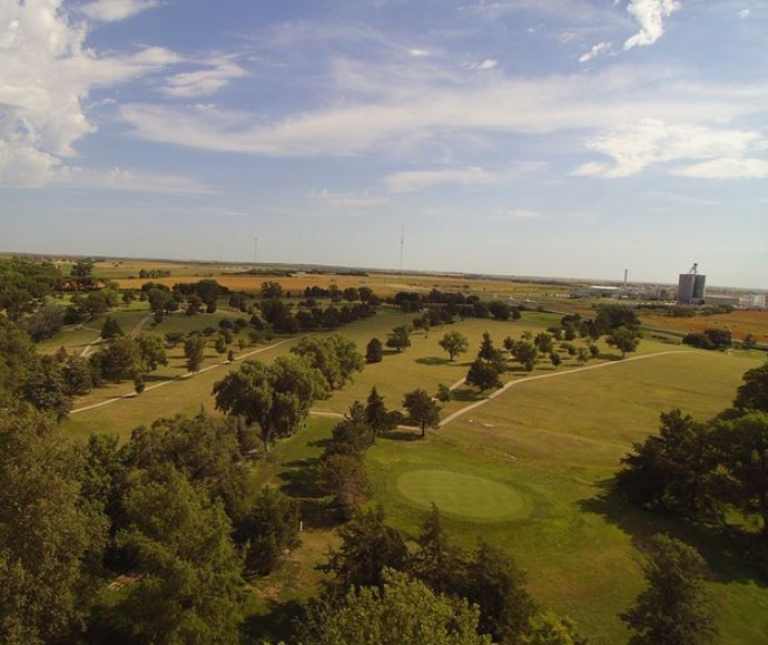 Golf Course Photo, Phillipsburg Golf Course, Phillipsburg, Kansas, 67661