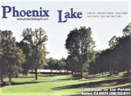 Golf Course Photo, Phoenix Lake Golf Course, CLOSED 2019, Sonora, California, 95370