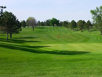 Pierce Community Golf Course, Pierce, Nebraska,  - Golf Course Photo