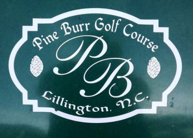 Pine Burr Golf Course,Lillington, North Carolina,  - Golf Course Photo