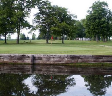 Pine Grove Golf Course,Grove City, Pennsylvania,  - Golf Course Photo