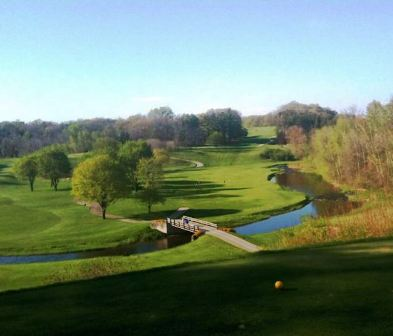 Pine Hills Country Club,Sheboygan, Wisconsin,  - Golf Course Photo