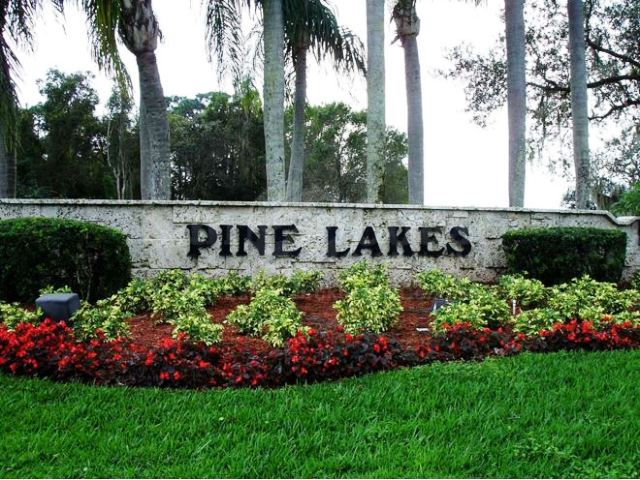 Pine Lakes Country Club, North Fort Myers, Florida, 33903 - Golf Course Photo