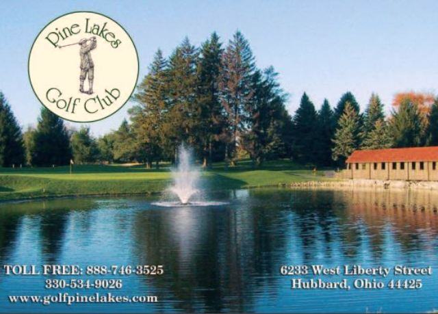 Pine Lakes Golf Club, Hubbard, Ohio, 44425 - Golf Course Photo