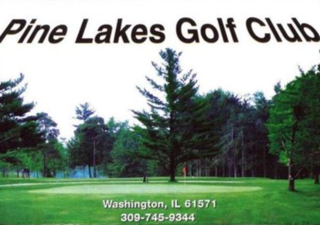 Pine Lakes Country Club,Washington, Illinois,  - Golf Course Photo