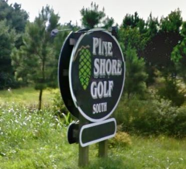 Golf Course Photo, Pine Shore Golf Course South, CLOSED 2010, Berlin, 21811