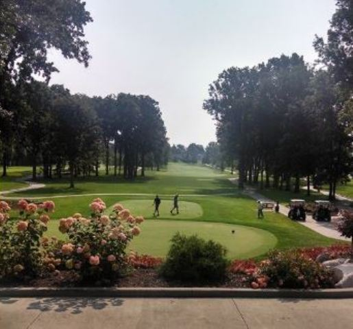 Pine Valley Country Club | Pine Valley Golf Course, Fort Wayne, Indiana, 46845 - Golf Course Photo