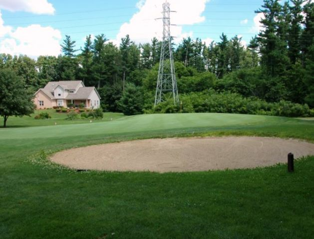 Pine View Golf Course, Championship Course
