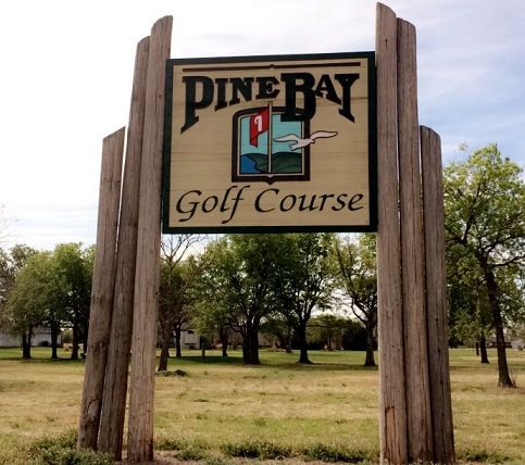 Golf Course Photo, Pine Bay Golf Course, Wichita, 67216