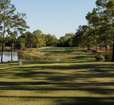 Golf Course Photo, Pine Burr Country Club, Wiggins, Mississippi, 39577