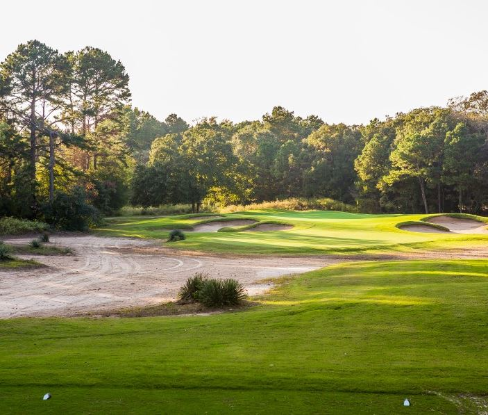 Pine Dunes Resort & Golf Club, Frankston, Texas,  - Golf Course Photo