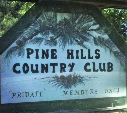 Pine Hills Country Club CLOSED 2015