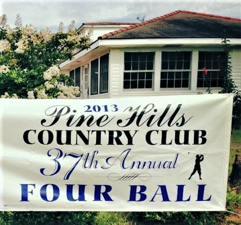 Golf Course Photo, Pine Hills Country Club CLOSED 2015, Gloster, 39638