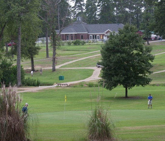 Pine Hills Country Club, Minden, Louisiana,  - Golf Course Photo