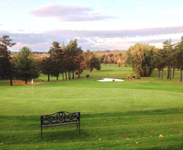 Pine Hills Golf Course, Frankfort, New York,  - Golf Course Photo