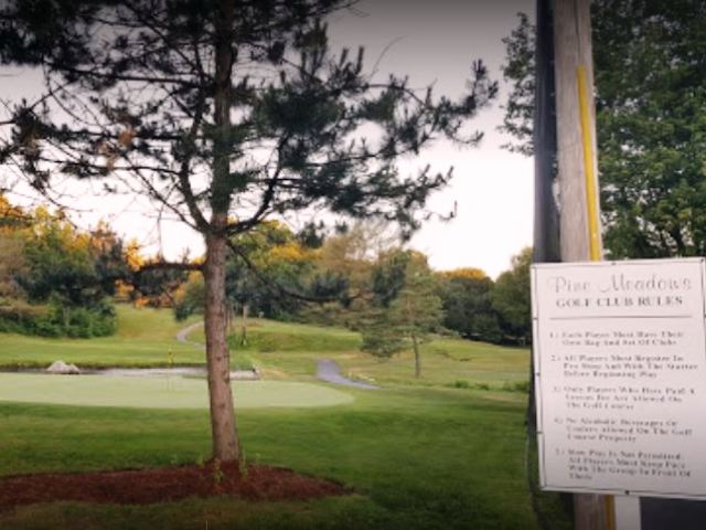 Pine Meadows Golf Course, Lexington, Massachusetts,  - Golf Course Photo