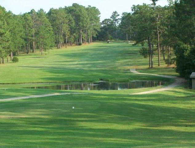 Pineknoll Country Club,Sylvester, Georgia,  - Golf Course Photo