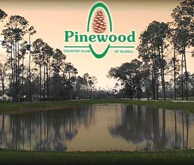 Pinewood Country Club,Slidell, Louisiana,  - Golf Course Photo