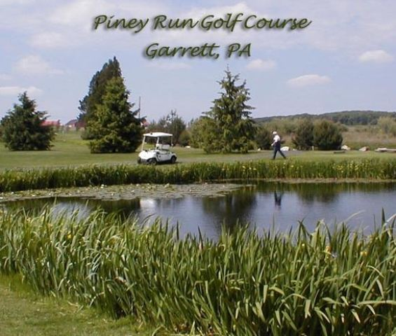 Piney Run Golf Course, Garrett, Pennsylvania, 15542 - Golf Course Photo