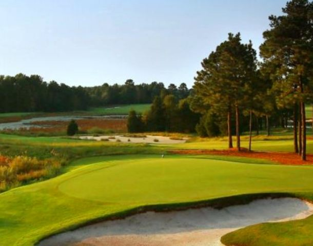 Pinehurst Resort & Country Club -No.8