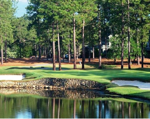 Pinehurst Resort & Country Club -No.9,Pinehurst, North Carolina,  - Golf Course Photo