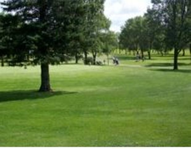 Golf Course Photo, Pioneer Town & Country Club, Manly, Iowa, 50456