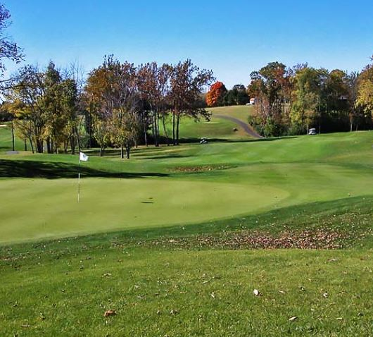 Golf Course Photo, Pipestone Golf Club, Miamisburg, 45342