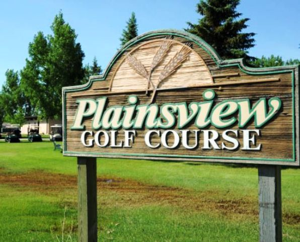 Plainsview Golf Course,Grand Forks AFB, North Dakota,  - Golf Course Photo