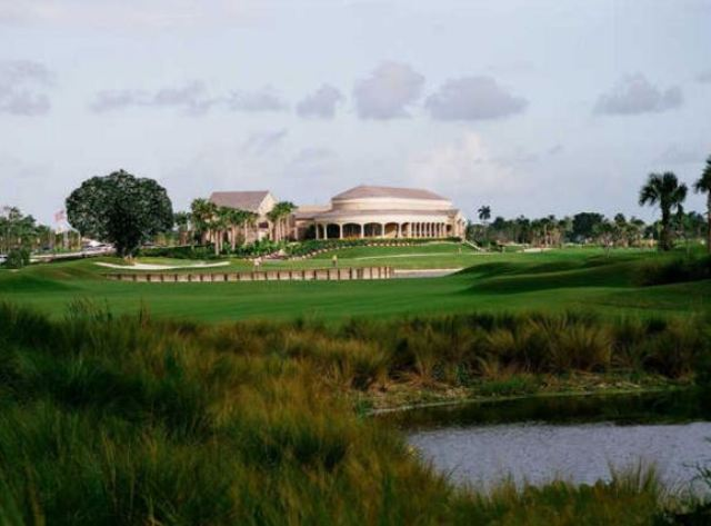 Plantation Preserve Golf Course, Plantation, Florida, 33317 - Golf Course Photo
