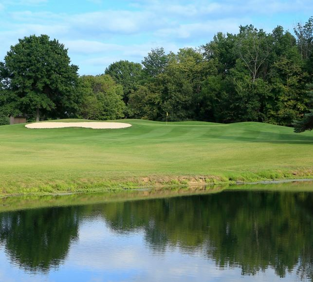 Golf Course Photo, Pleasant Valley Country Club, Medina, 44256