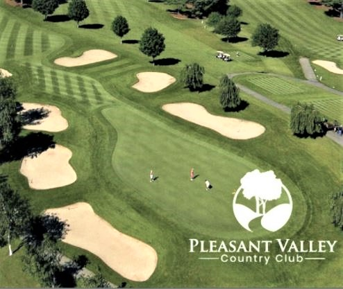 Pleasant Valley Country Club, Sutton, Massachusetts,  - Golf Course Photo