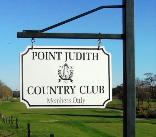 Point Judith Country Club,Narragansett, Rhode Island,  - Golf Course Photo