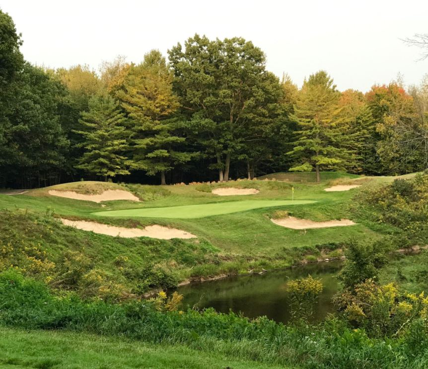 Golf Course Photo, Pohlcat | Pohlcat Golf Course, Mount Pleasant, Michigan, 48858
