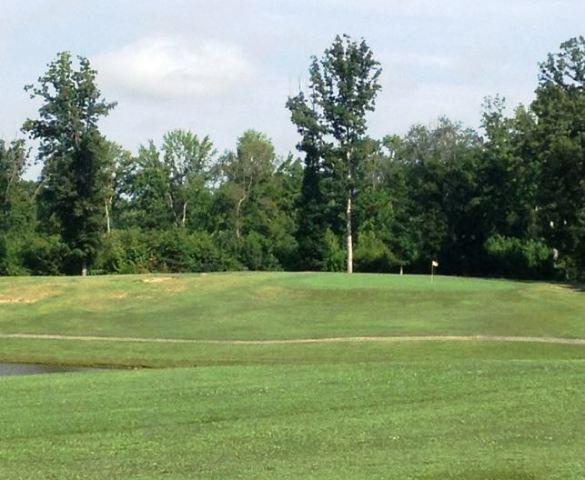 Ponderosa Golf Club, CLOSED 2015, Stoneville, North Carolina, 27048 - Golf Course Photo