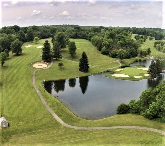 Ponderosa Golf Course, Hookstown, Pennsylvania,  - Golf Course Photo