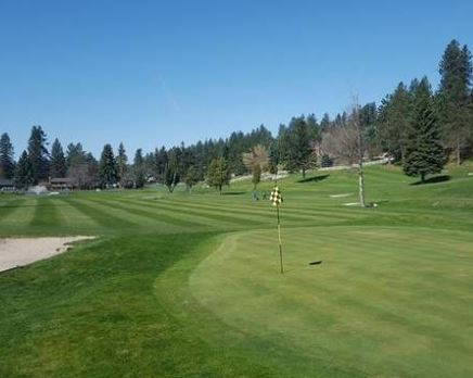 Ponderosa Springs Golf Course, Burley, Idaho,  - Golf Course Photo