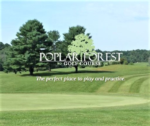 Golf Course Photo, Poplar Forest Golf Course, Forest, Virginia, 24551