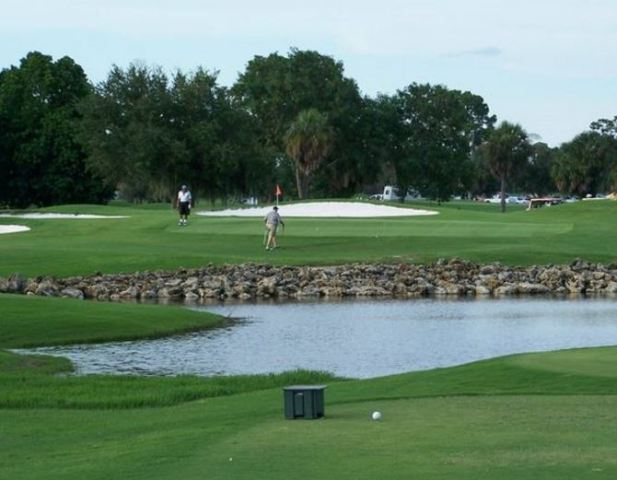 Golf Course Photo, Port Charlotte Golf Club, Port Charlotte, 33952