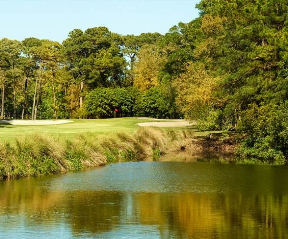 Port Royal Golf Club, Planters Row Golf Course,Hilton Head Island, South Carolina,  - Golf Course Photo