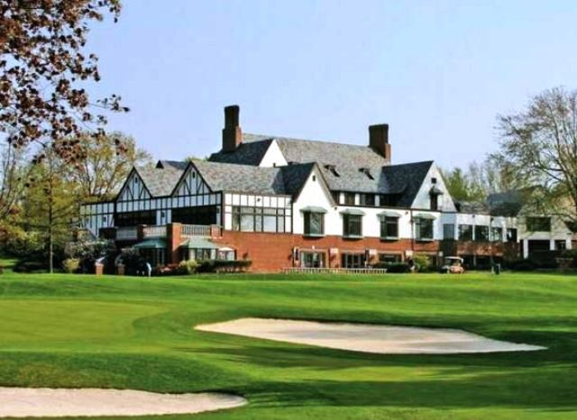 Portage Country Club,Akron, Ohio,  - Golf Course Photo