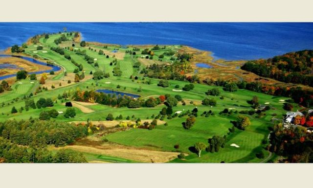 Portsmouth Country Club,Greenland, New Hampshire,  - Golf Course Photo