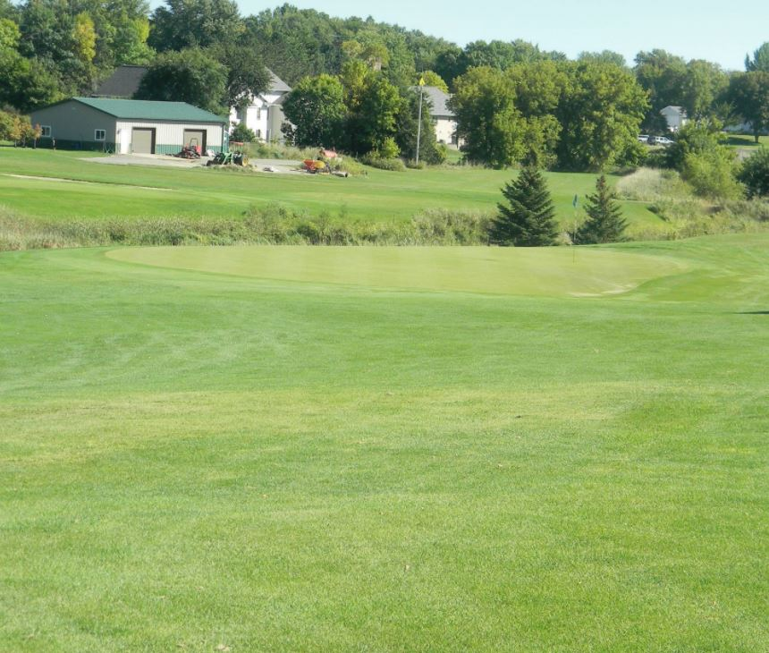 Golf Course Photo, Prairie Ridge Golf Course, Janesville, Minnesota, 56048
