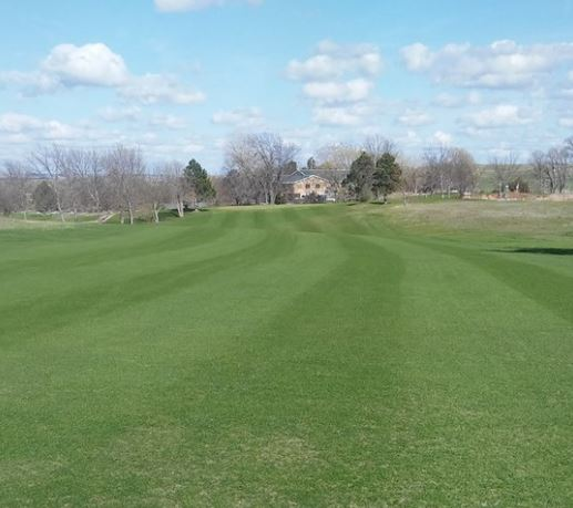 Prairie Hills Golf Course, Mission, South Dakota,  - Golf Course Photo