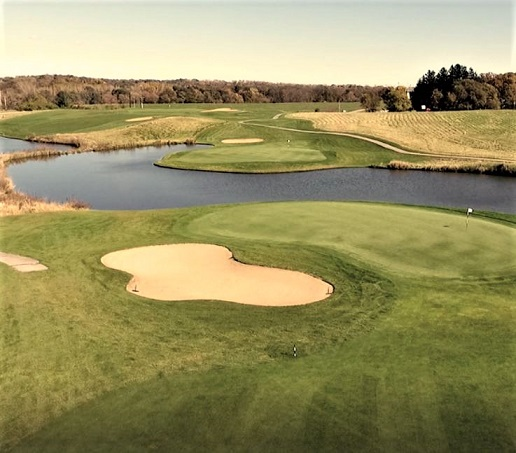 Prairie Links Golf Course, Waverly, Iowa,  - Golf Course Photo