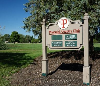 Prestwick Country Club,Avon, Indiana,  - Golf Course Photo