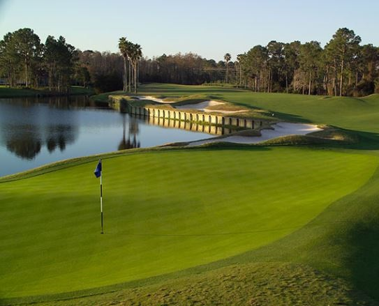Plantation Bay, Prestwick Golf Club, Ormond Beach, Florida,  - Golf Course Photo
