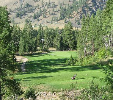 Princeton Golf Club,Princeton, British Columbia,  - Golf Course Photo