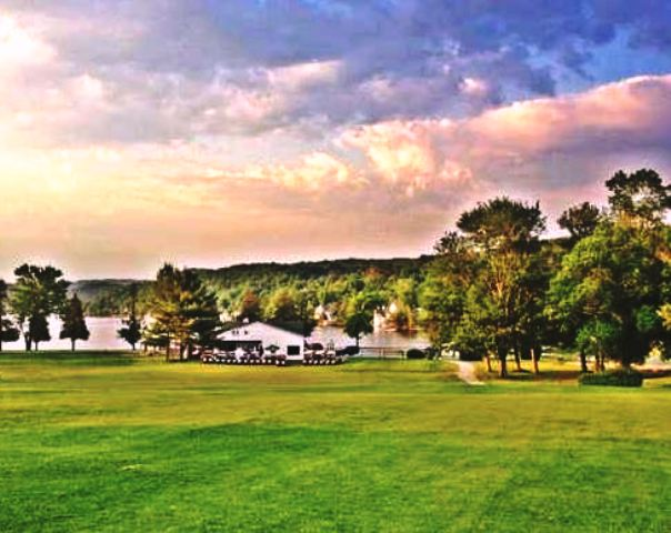 Prospect Bay Country Club, Bomoseen, Vermont, 05732 - Golf Course Photo